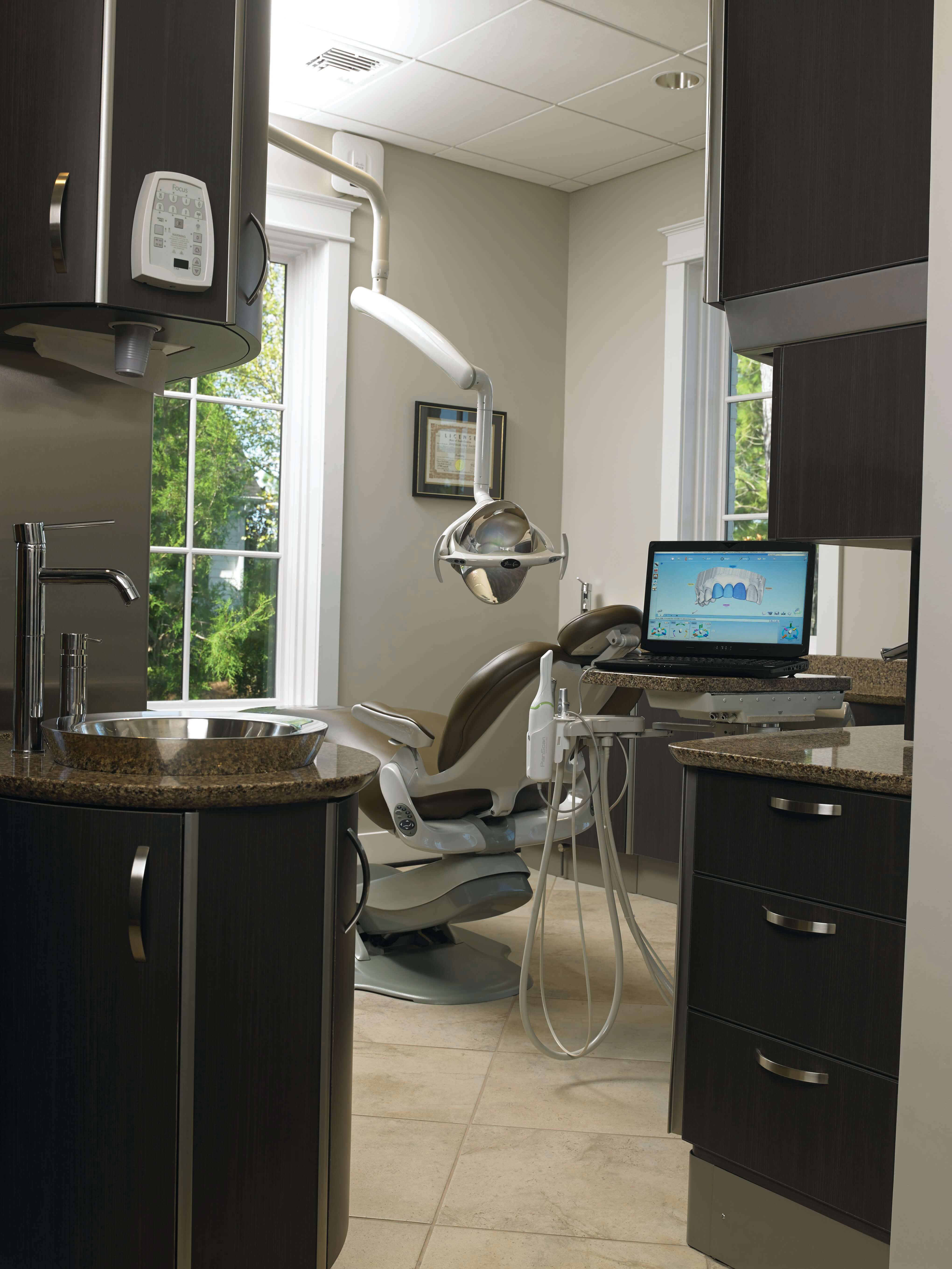 Practice Maximizes Efficiency In New Space To Achieve Major Growth together with Small Dental Office Design additionally Los Altos Orthodontics besides Dental Practice Floor Plans in addition Heritage Dental. on henry schein dental floor plans