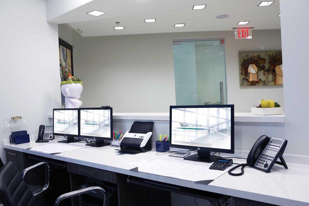 Somi dental group henry schein integrated design studio for Dental office design 1500 square feet